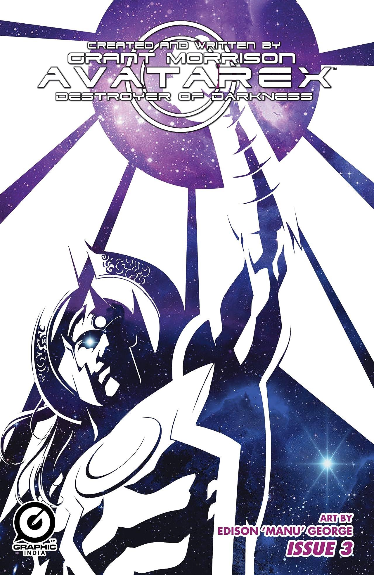 Grant Morrison's Avatarex: Destroyer of Darkness #3