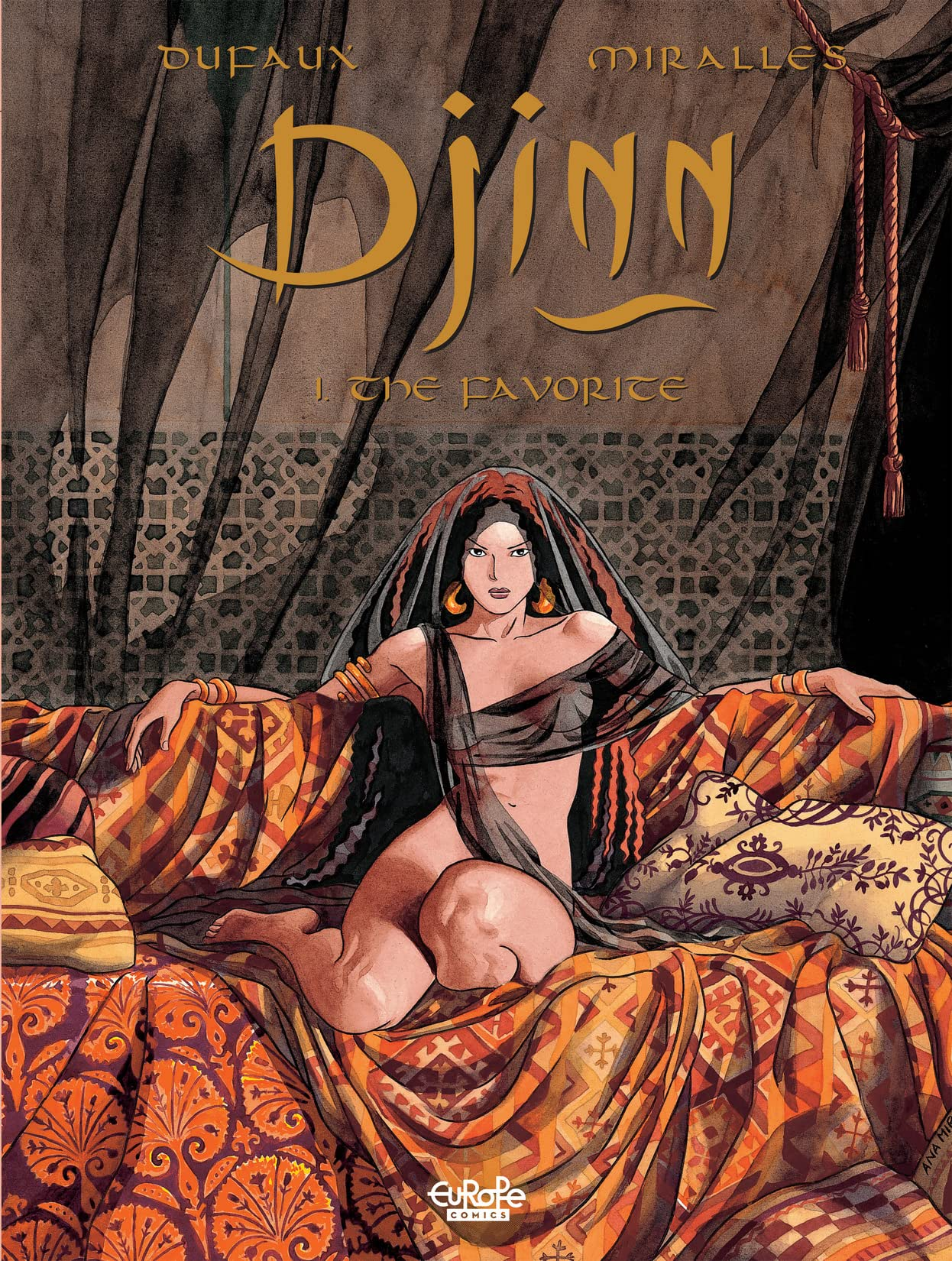 Djinn Vol. 1: The Favorite