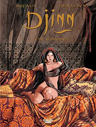 Djinn Tome 1: The Favorite