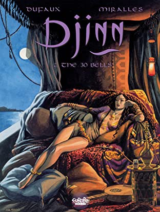 Djinn Tome 2: The 30 Bells