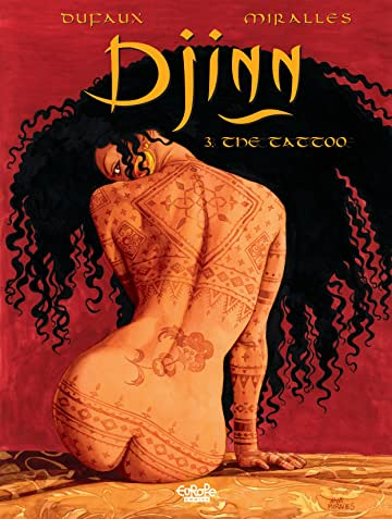 Djinn Vol. 3: The Tattoo