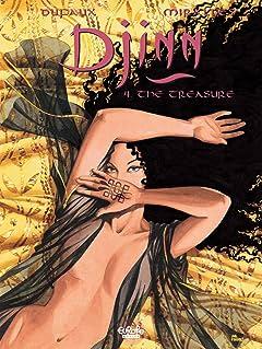 Djinn Vol. 4: The Treasure