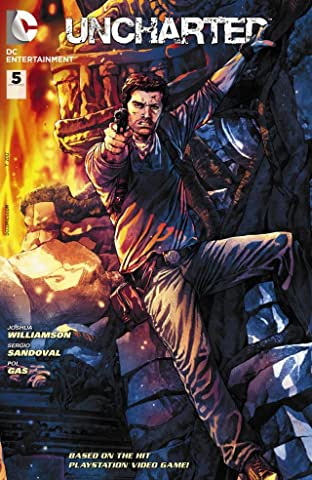 Uncharted #5 (of 6)