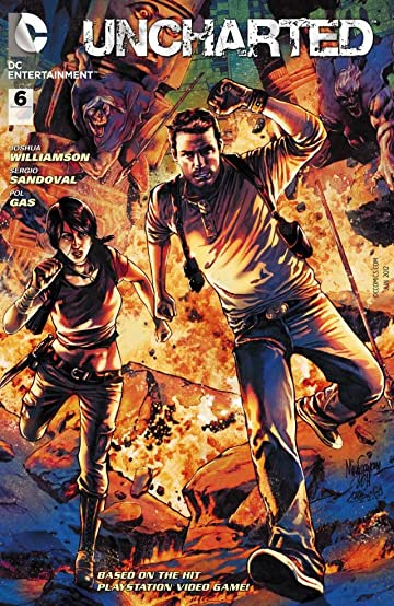 Uncharted #6 (of 6)