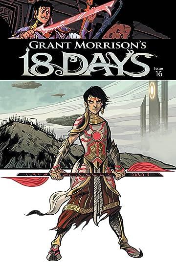 Grant Morrison's 18 Days #16