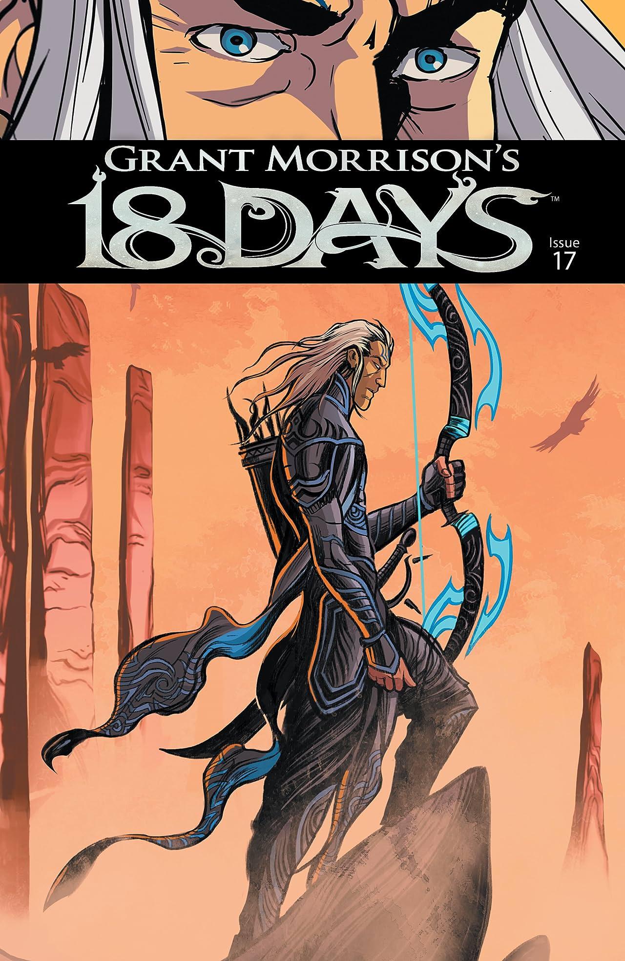 Grant Morrison's 18 Days #17