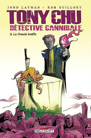 Tony Chu, détective cannibale Tome 11: La Grande bouffe