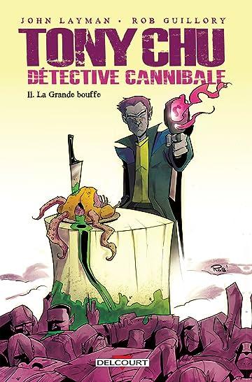 Tony Chu, détective cannibale Vol. 11: La Grande bouffe