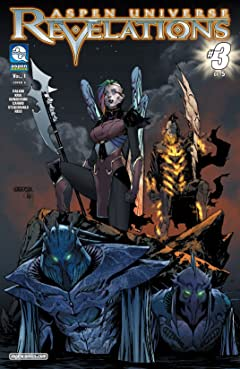 Aspen Universe: Revelations Vol. 1 #3 (of 5)