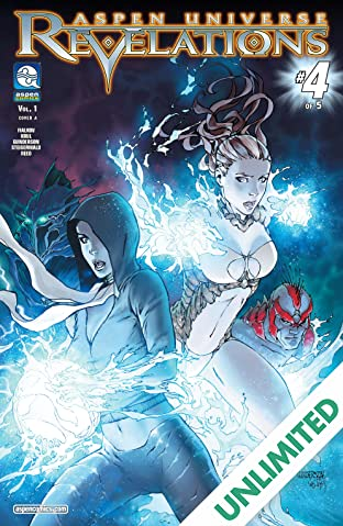 Aspen Universe: Revelations Vol. 1 #4 (of 5)