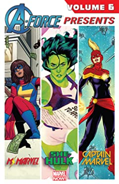 A-Force Presents Tome 6