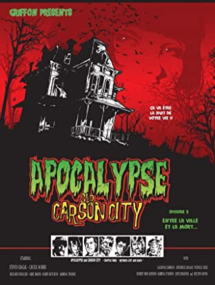 Apocalypse sur Carson City Vol. 3: Entre la ville et la mort