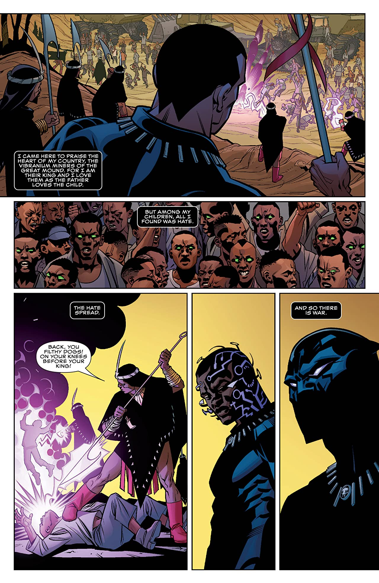 Black Panther: A Nation Under Our Feet Vol. 1