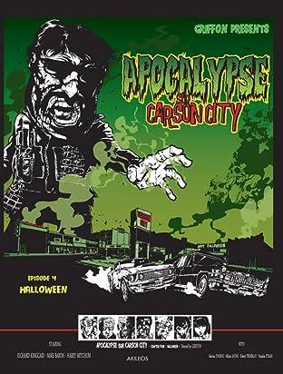 Apocalypse sur Carson City Tome 4: Halloween
