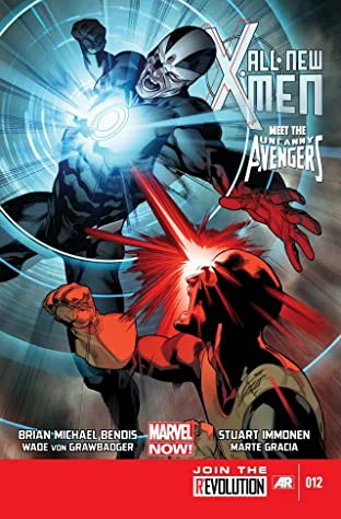 All-New X-Men (2012-2015) No.12