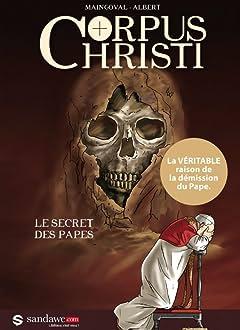 Corpus Christi Vol. 1: Le Secret des Papes