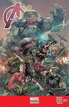 Avengers (2012-2015) #13