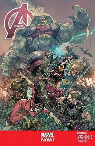 Avengers (2012-2015) No.13