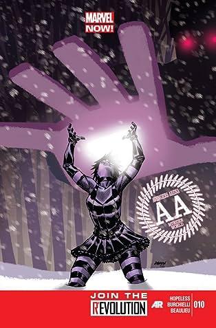 Avengers Arena #10