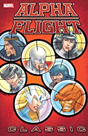 Alpha Flight Classic Vol. 2