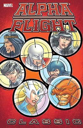 Alpha Flight Classic Vol. 2