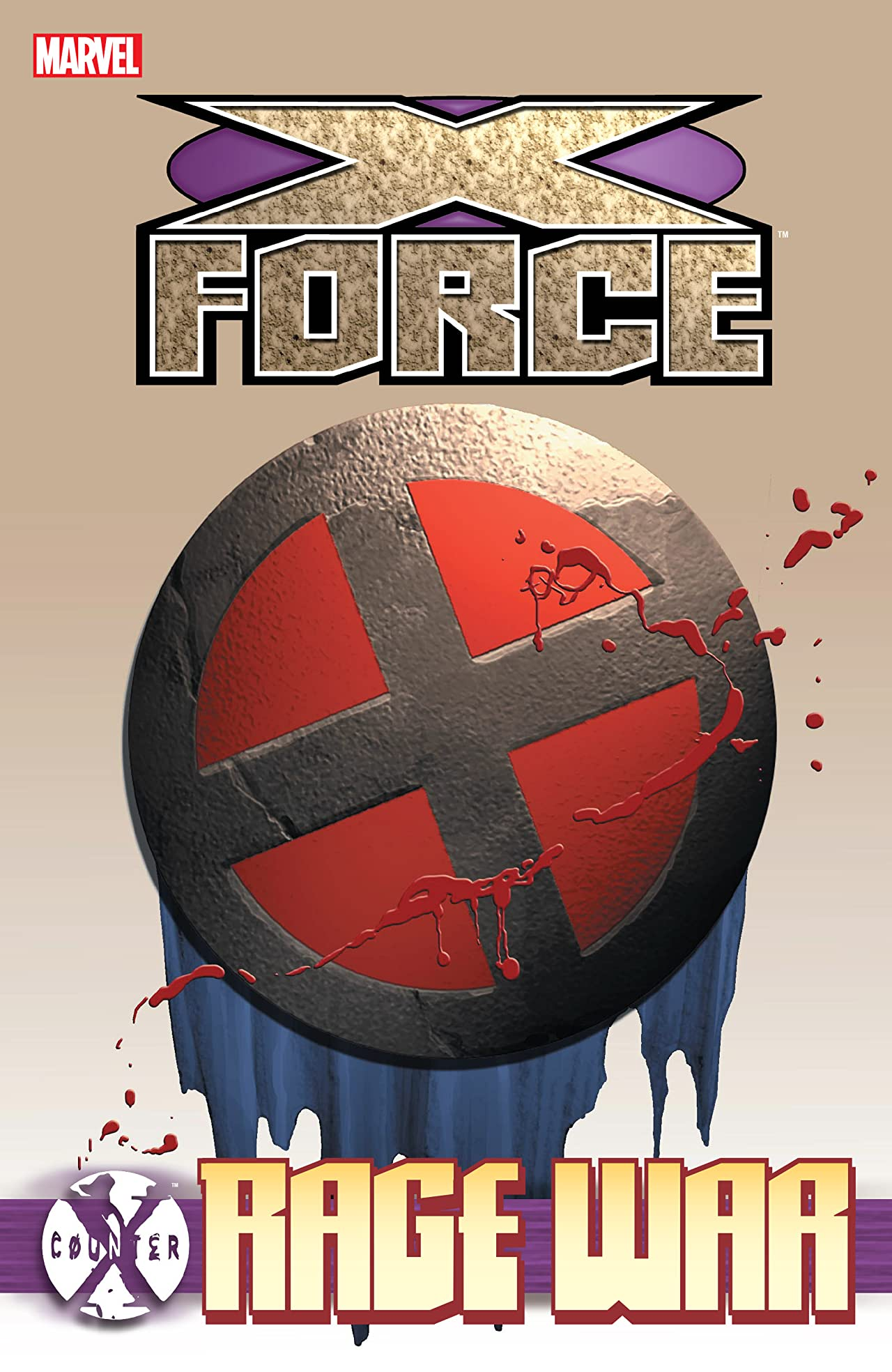 Counter X: X-Force - Rage War