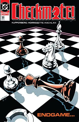 Checkmate (1988-1991) #33