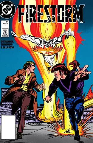 Firestorm: The Nuclear Man (1982-1990) #84