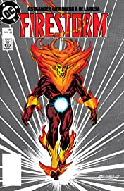 Firestorm: The Nuclear Man (1982-1990) #85