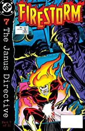 Firestorm: The Nuclear Man (1982-1990) #86