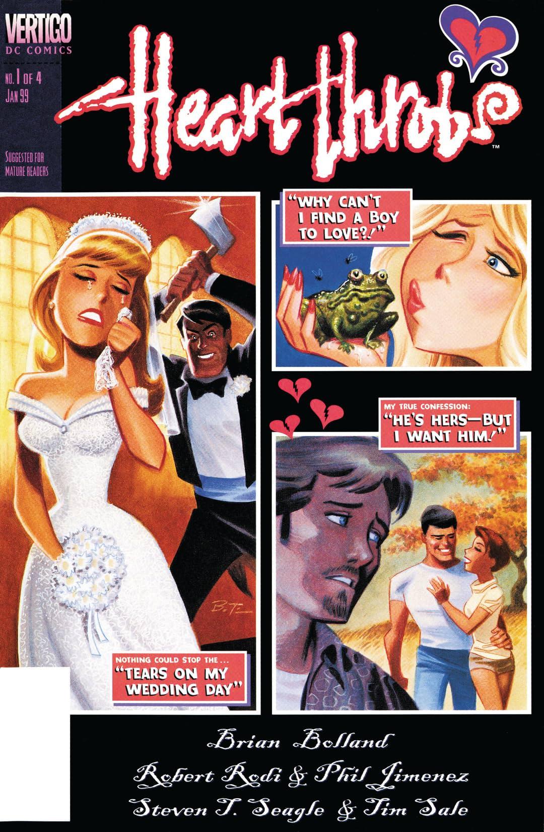 Heart Throbs (1998-1999) #1
