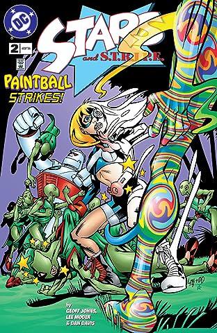 Stars and S.T.R.I.P.E. (1999-2000) #2