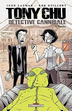 Tony Chu, détective cannibale Vol. 4: Flambé !