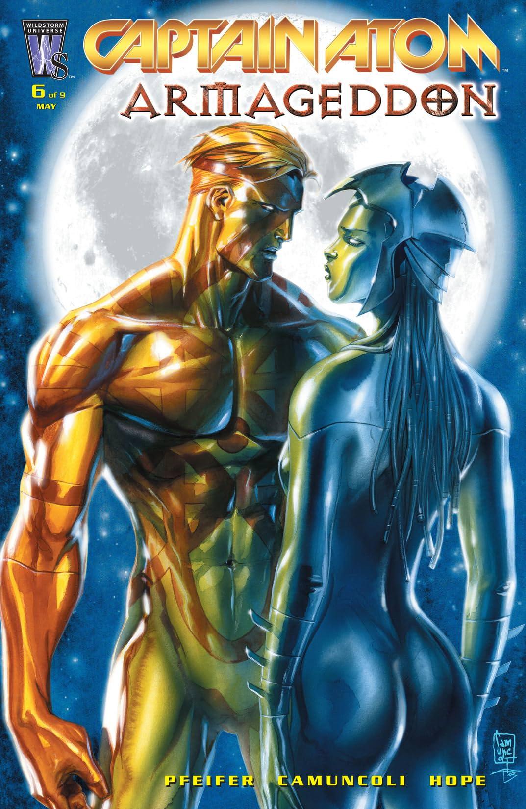 Captain Atom: Armageddon (2005-2006) #6