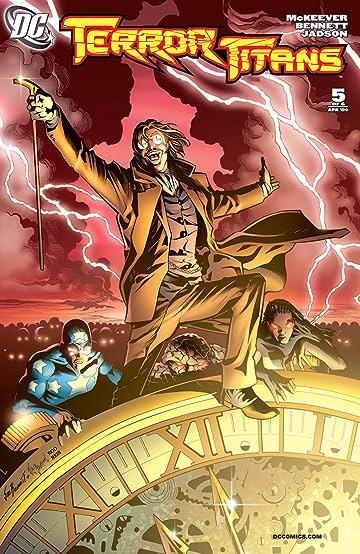 Terror Titans (2008-2009) #5