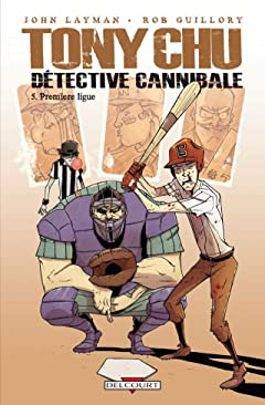 Tony Chu, détective cannibale Vol. 5: Première ligue