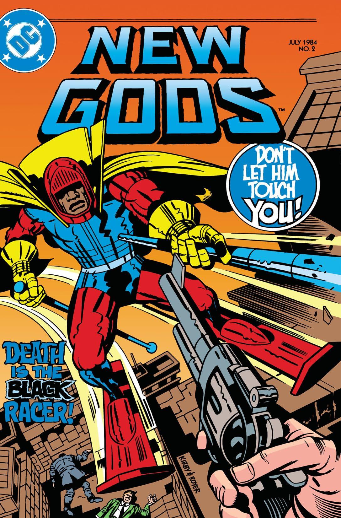 New Gods (1984) #2