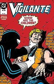 Vigilante (1983-1988) #39