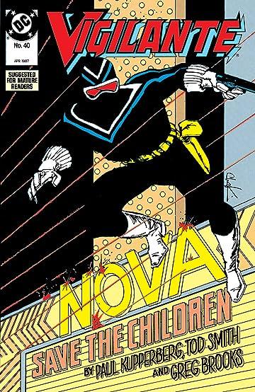 Vigilante (1983-1988) #40