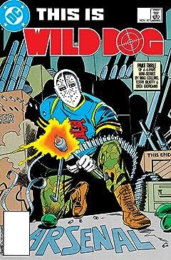 Wild Dog (1987) #3