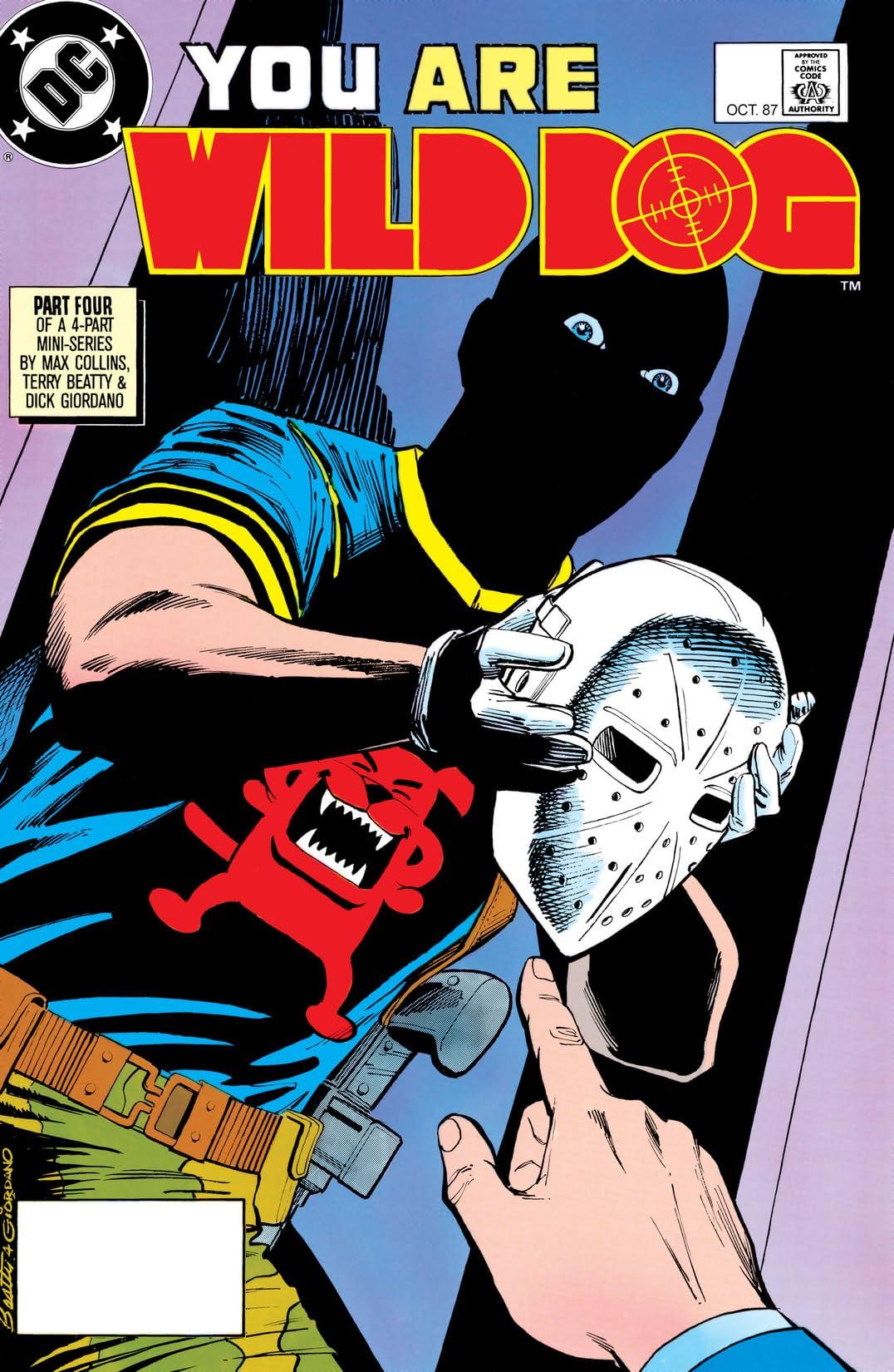 Wild Dog (1987) #4