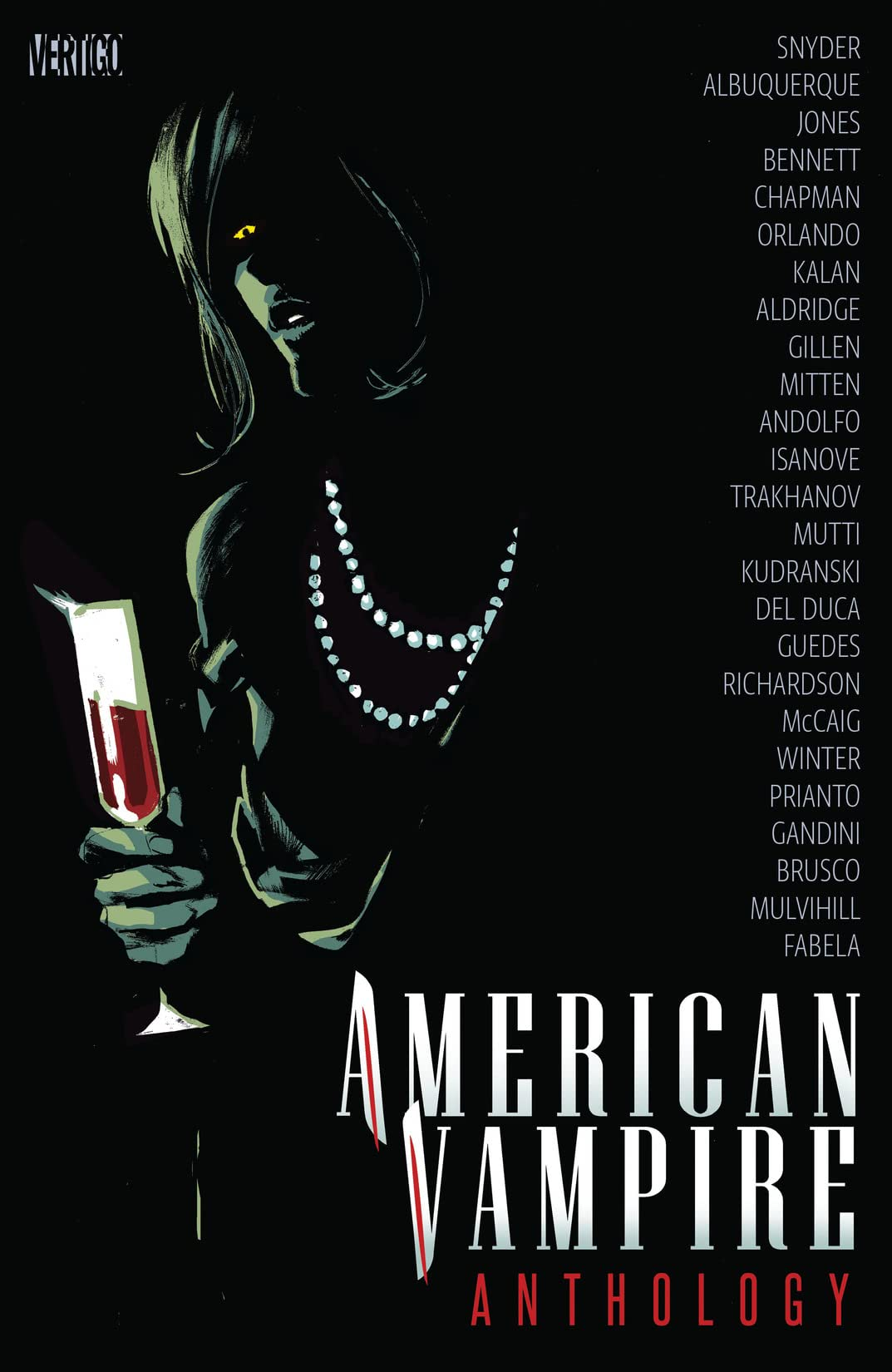 American Vampire: Anthology #2