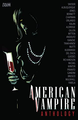 American Vampire: Anthology No.2