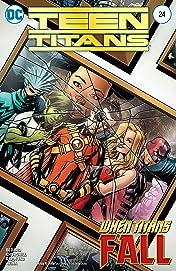 Teen Titans (2014-2016) #24