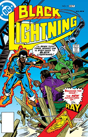 Black Lightning (1977-1978) #11