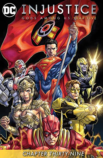 Injustice: Gods Among Us: Year Five (2015-2016) #39