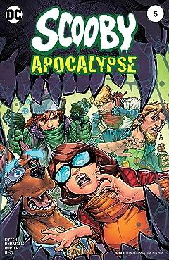 Scooby Apocalypse (2016-) #5