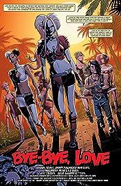 Harley Quinn and Her Gang of Harleys (2016) #6