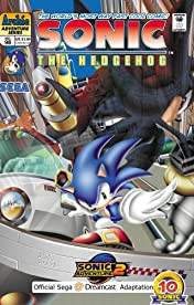 Sonic the Hedgehog #98
