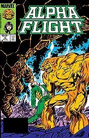 Alpha Flight (1983-1994) #9